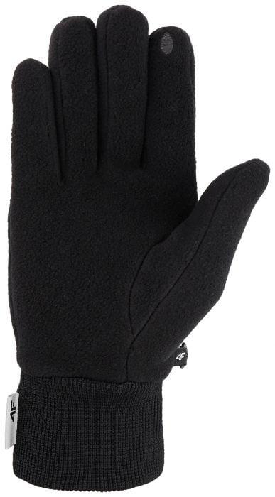 853eeafdf6b Športové rukavice unisex REU302 - čierna