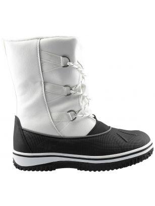 Dámske topánky do snehu OBDH202 – biela