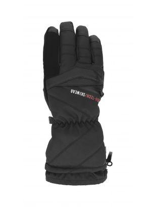 Pánske lyžiarske rukavice REM150 - čierna