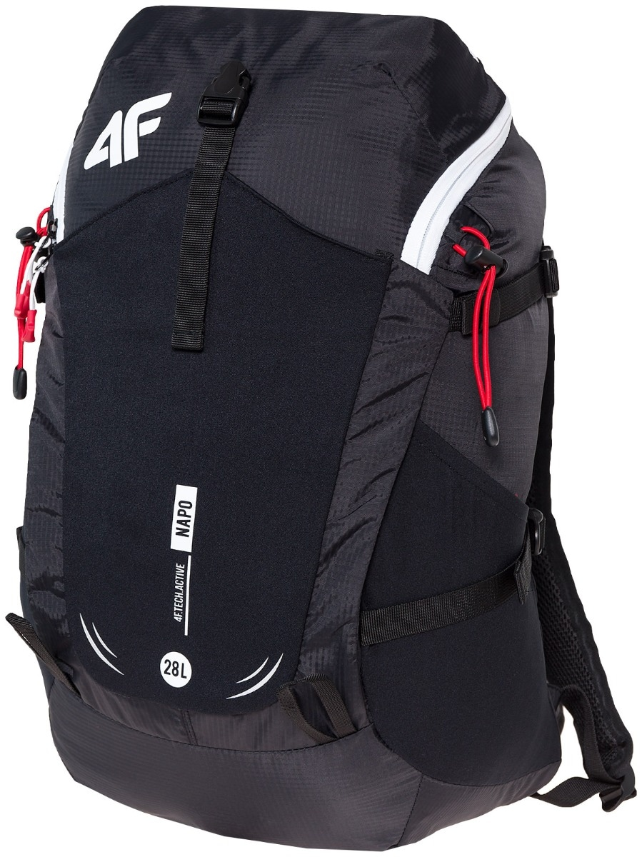 5c6689d1ab Turistický batoh PCF104 - čierna