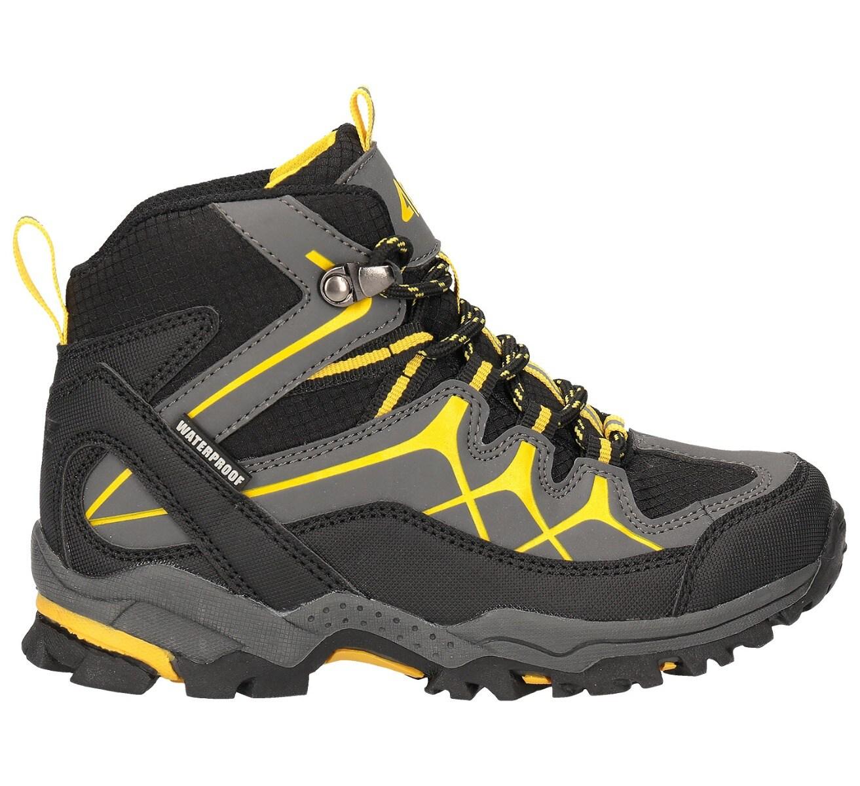 c07ab1074 Jesenné topánky pre staršie deti (chlapcov) JOBMA400 - čierna